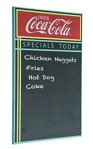 CocaCola Specials Chalkboard