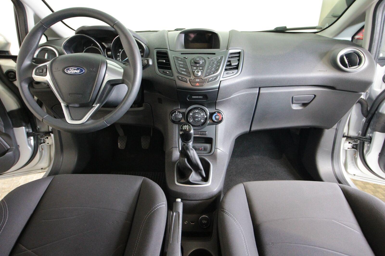 Ford Fiesta TDCi 95 Trend ECO