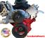 LS Alternator /& Power Steering Relocation Brackets Vortex Truck Triangles