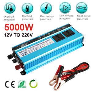 Solar-Power-Inverter-5000W-LED-Display-DC-12V-To-AC-220V-Sine-Wave-Converter-Lot