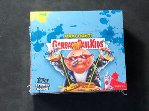 2021 TOPPS GARBAGE PAIL KIDS FOOD FIGHT (24) PACK FACTORY SEALED BOX