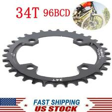 Plastic Tooth Narrow Bike Bicycle Chain Ring Chainring 42T Protect Cover ATAU