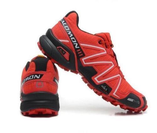 Neue Salomon Speedcross 3 Herren Schuhe Outdoorschuhe Laufschuhe Shoes Gr 40-46