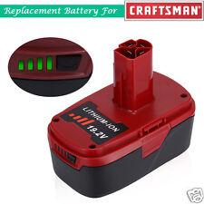 19.2V 4.0Ah Lithium-ion Battery for 11375 Craftsman C3 19.2 Volt Battery Pack