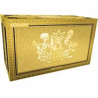 YuGiOh Legendary Decks II 2: Yugi Kaiba +Joey -Exodia Pieces, Egyptian God Cards