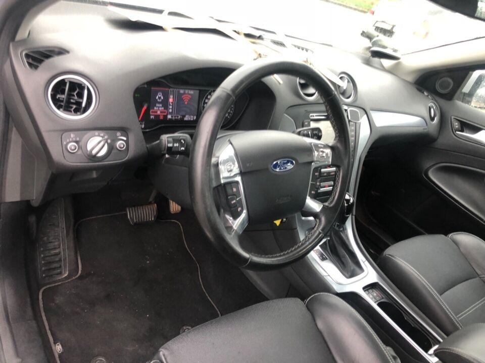 Ford Mondeo 2,0 SCTi 203 Titanium aut. Benzin aut.