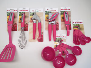 Kitchenaid Hot Pink Summer Sunset Kitchen Cooking Utensils Hsma