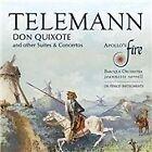 Georg Philipp Telemann - Don Quixote: Concertos and Suites by Telemann (2016)