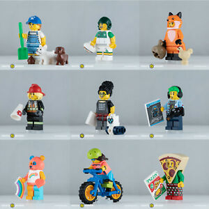 LEGO-Series-19-Minifigures-Brand-New-SELECT-YOUR-MINIFIG-CMF
