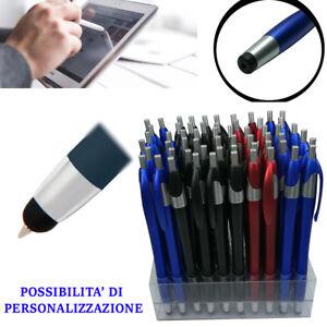60-Penne-A-Sfera-Con-Gommino-Per-Touch-Screen-Penna-Personalizzabile-Pennino-930