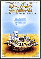 35mm-Trailer MEIN ONKEL AUS AMERIKA Gérard Depardieu 1980 Mon oncle d'Amérique