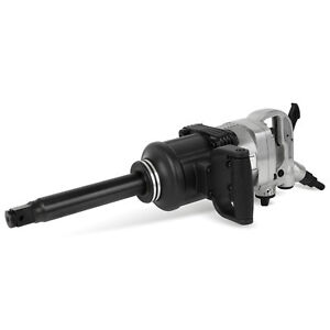 1//2 in Extended Anvil Professional Air Impact Wrench With 2 in