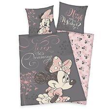 Disney Minnie Mouse Bettwäsche 80 x 80 cm / 135 x 200 cm