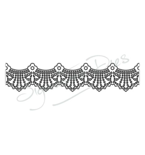 Isobel Lace Border SD231 Signature Dies by Joanna Sheen