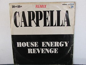 RECORD-12-45-CAPPELLA-HOUSE-ENERGY-REVENGE-034-RARE-034-1989