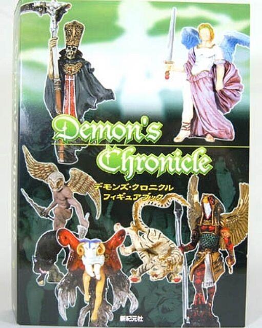 Demons Chronicle Figure Book w figure