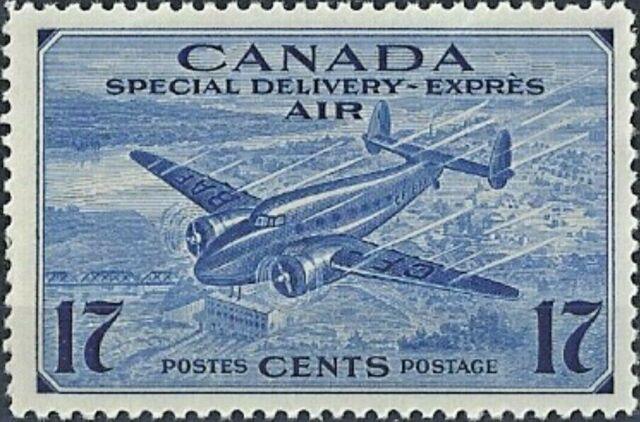 Canada   # CE 2  AIR MAIL SPECIAL DELIVERY  Brand New 1943 Pristine Original Gum