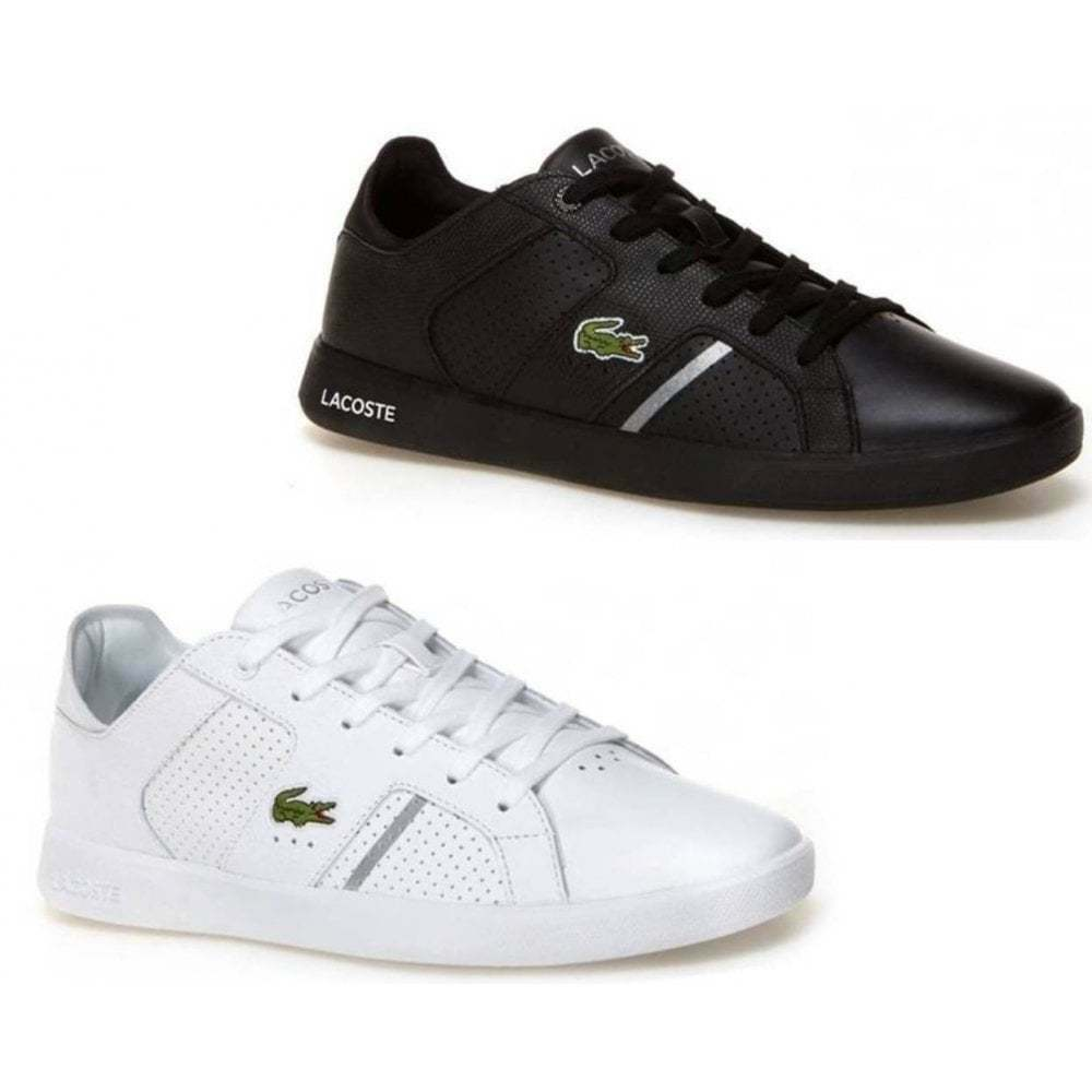 Lacoste Novas CT 118 2 SPM Mens Trainers All Sizes In Various Colours