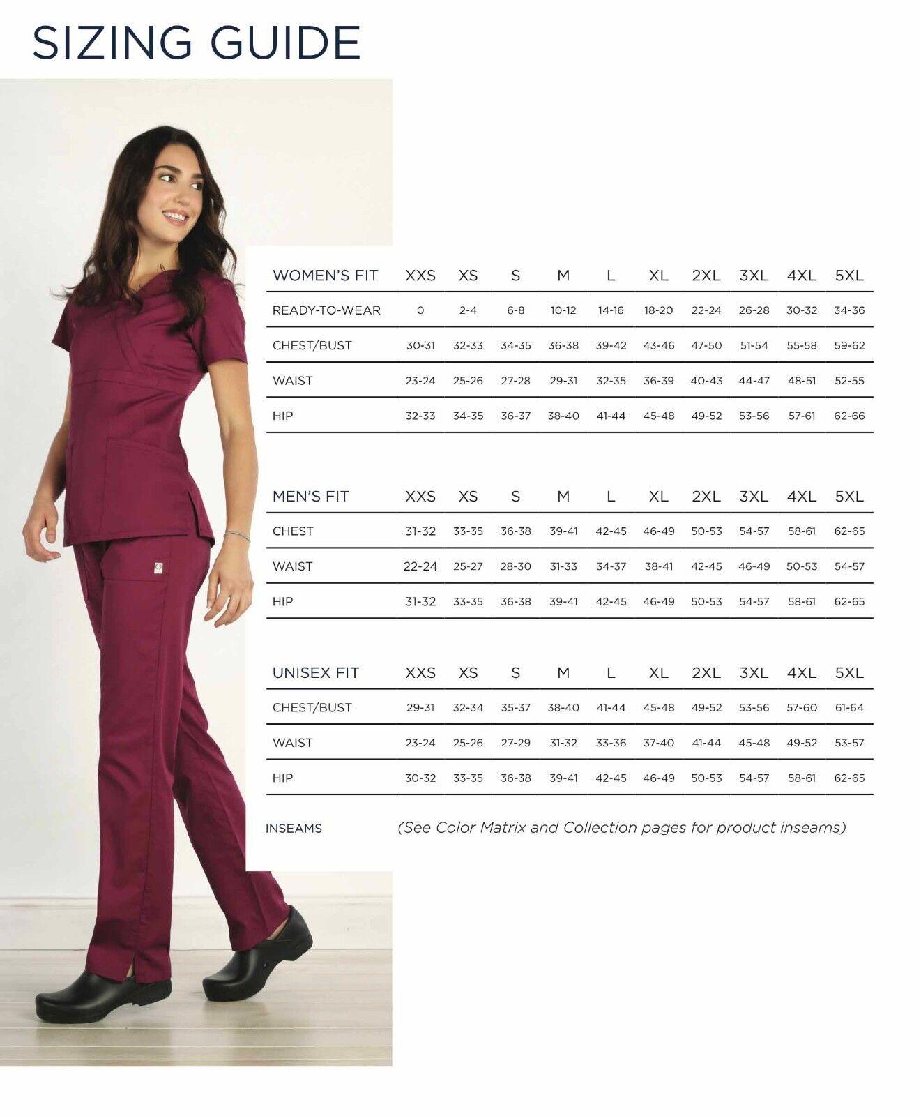 Maevn Men's Consultation Lab Coat Style 7216 30.5