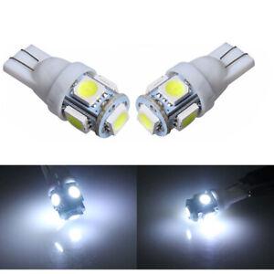 10 x 18 SMD T10 CAR BULBS LED ERROR FREE CANBUS XENON WHITE W5W 501 SIDE LIGHT