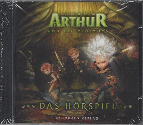 Arthur und die Minimoys CD - Das ultimative Hörspiel zum Kinofilm von Luc Besson