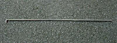 1965-70 T150,STAINLESS STEEL,GENUINE TRIUMPH TWINS 82-7386 S BRAKE ROD REAR