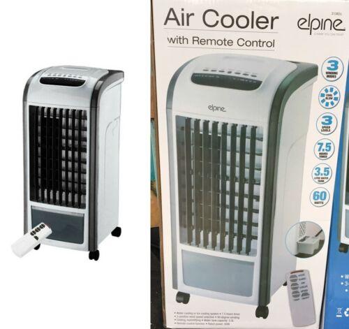 Refrigerante d/'aria 60W con telecomando timer ventilatore a freddo condizionare la Serbatoio acqua 3.5L