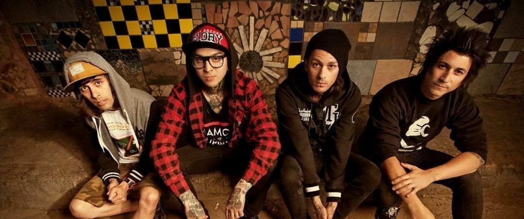 Pierce The Veil with Sum 41 Tickets (16+ Event)