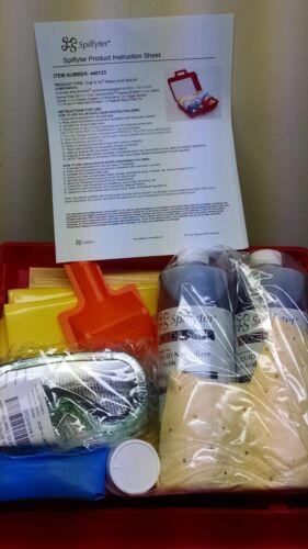 Spilfyter Grab /& Go Battery Acid Spill Kit #440133