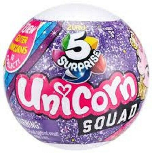 Surprise Mystery Single Capsule Unicorn Squad 5 Surprise Brand New
