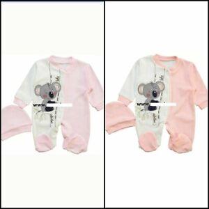 ♥ Neu ♥ Babykleidung 1-teilig KleidGr  56 ; 62 ; 68