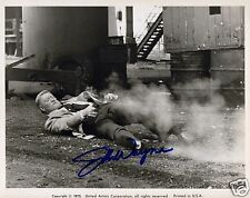 JOHN WAYNE AUTOGRAPH SIGNED PP PHOTO POSTER 3