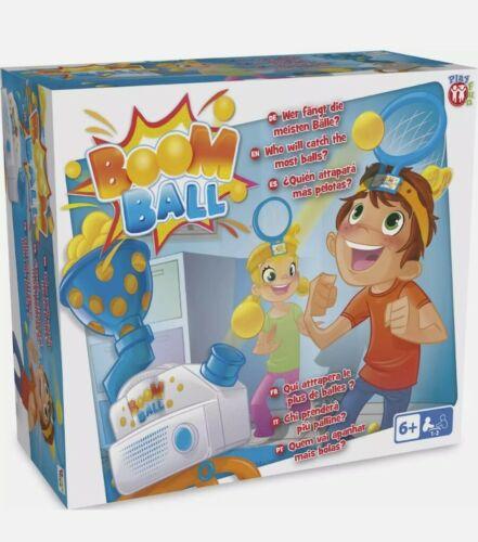Play Fun Boom Ball family fun game Play indoors or outdoors!