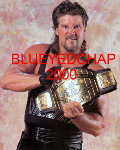 KEVIN NASH WRESTLER 8 X 10 WRESTLING PHOTO WWF WCW