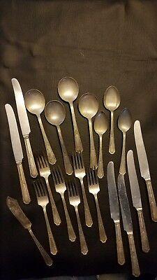 S Kensington silverplate rogers dinner Fork