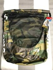 8966e5ec Supreme The North Face Waterproof Backpack Woodland Camo Ss17 for ...