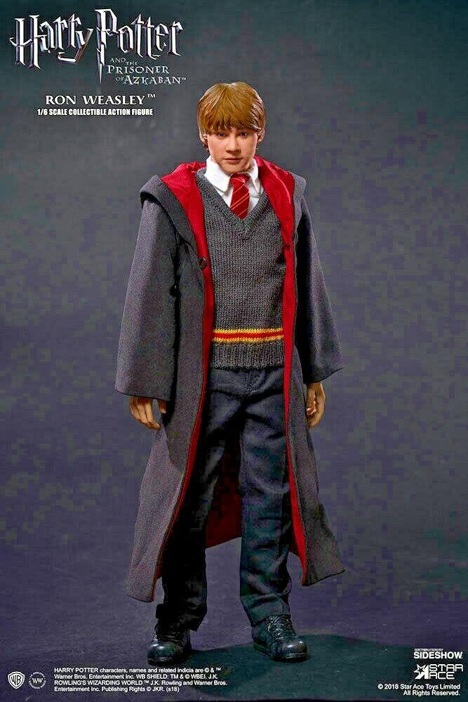 marca en liquidación de venta Estrella Estrella Estrella Ace Harry Potter Ron Weasley. escala 1 6 Figura De Acción Coleccionables En Stock  Entrega rápida y envío gratis en todos los pedidos.