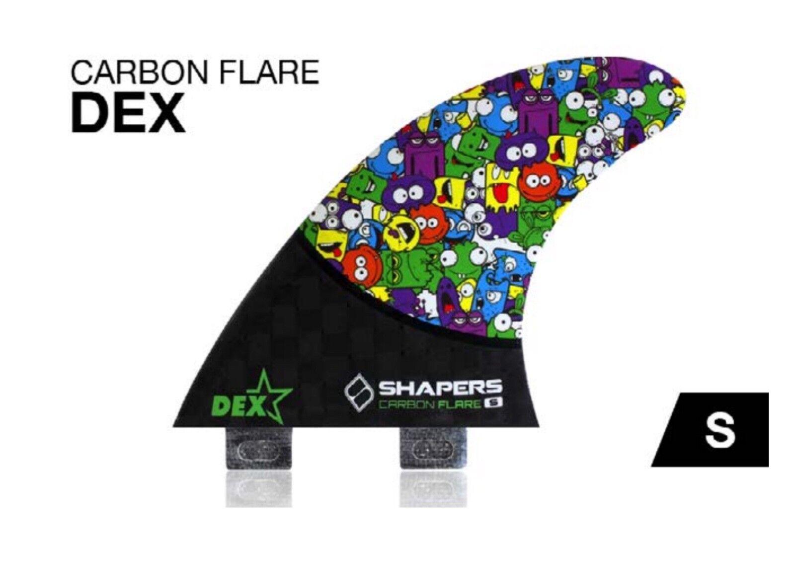 Nuevo Moldeadores Aletas-la DEX Cochebono Flare-Tabla De Surf Aletas   Guardar £££'s