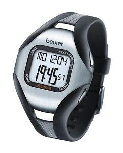 Beurer-PM18-frequence-cardiaque-captivant-ecg-calorie-moniteur-montre-de-sport-capteur-doigt-PM18