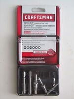 Craftsman Drill-out Power Extractors Screw-out 52156 Usa