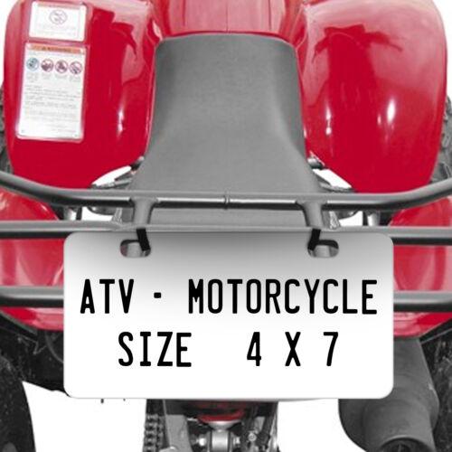 Arizona Grand Canyon Any Text Personalized Novelty Auto Car License Plate ATV