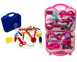 Kids-Boys-Girls-Play-Educational-Doctor-Case-Kit-Medical-Set-Hospital-Supply-Toy