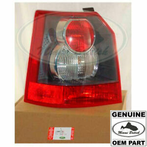 Land Rover Tail Lamp Rear Light Lh Lr2 09 10 Lr023972 Oem