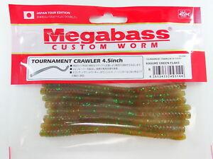 Megabass-TOURNAMENT-CRAWLER-4-5-034-08-KASUMI-GREEN-FLAKE