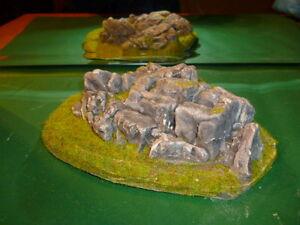 Haus ,Berge,Felsen Spur N und andere - Gumpener Kreuz, Deutschland - Haus ,Berge,Felsen Spur N und andere - Gumpener Kreuz, Deutschland