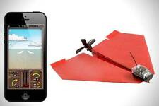 PowerUp 3.0 SMARTPHONE CONTROL Remote Iphone Paper AirPlane-Electric motor kit