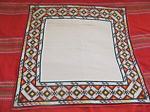 OLD-PRIMITIVE-HAND-EMBROIDERED-TABLECLOTH