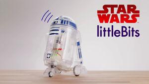 STEM Educational Toy littleBits Electronics Star Wars Droid Inventor Kit