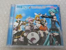 Hatsune Miku Project DIVA 2nd NONSTOP MIX COLLECTION / Japan CD / Vocaloid music