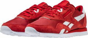 Reebok-Classic-Nylon-PN-Men-Power-Red-White-BS9802